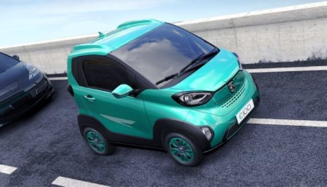 Baojun-elektroauto