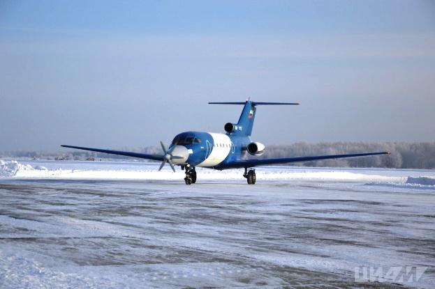 jak-elektroflugzeug