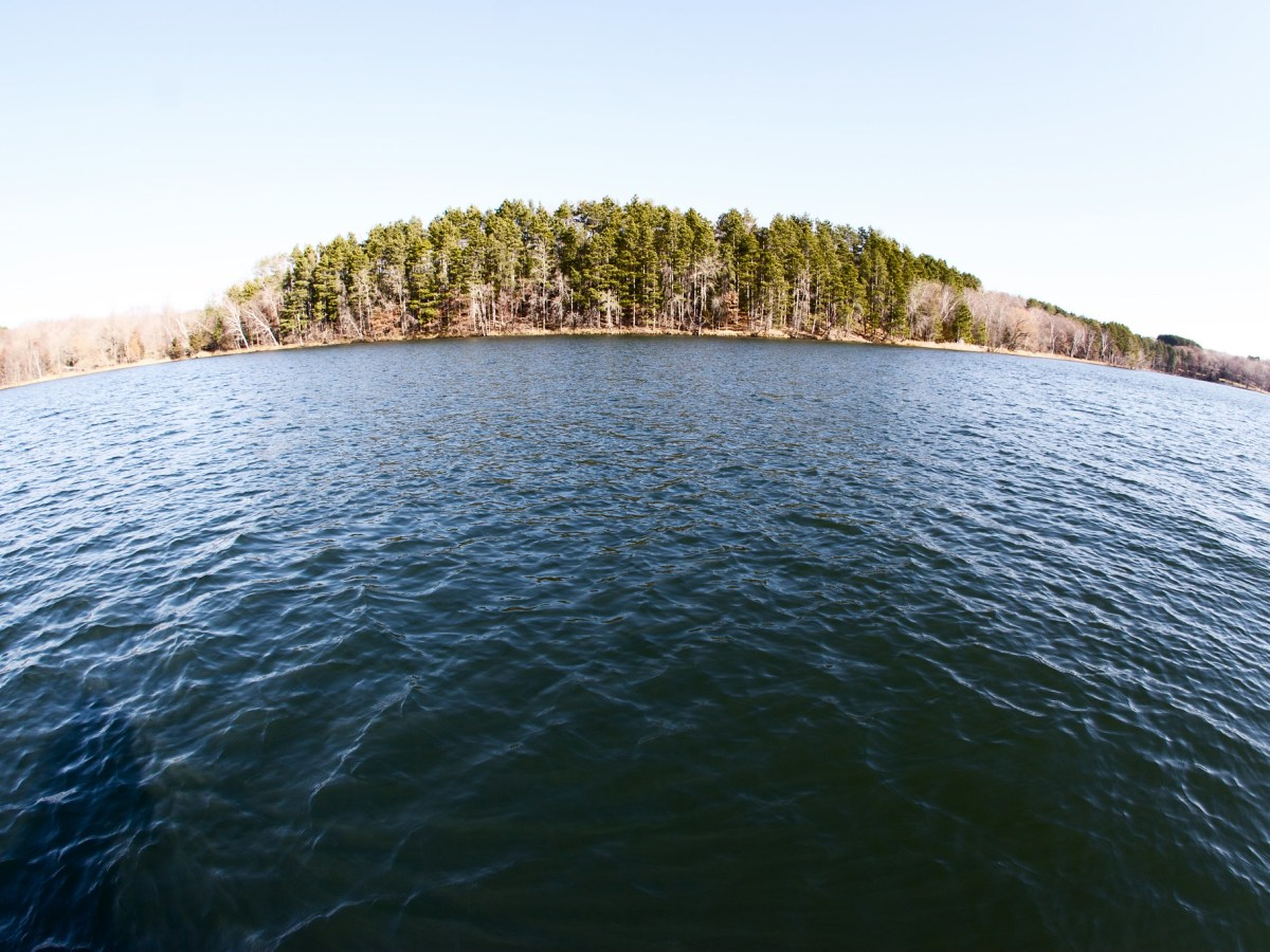 Square Lake in Washington County, Minnesota