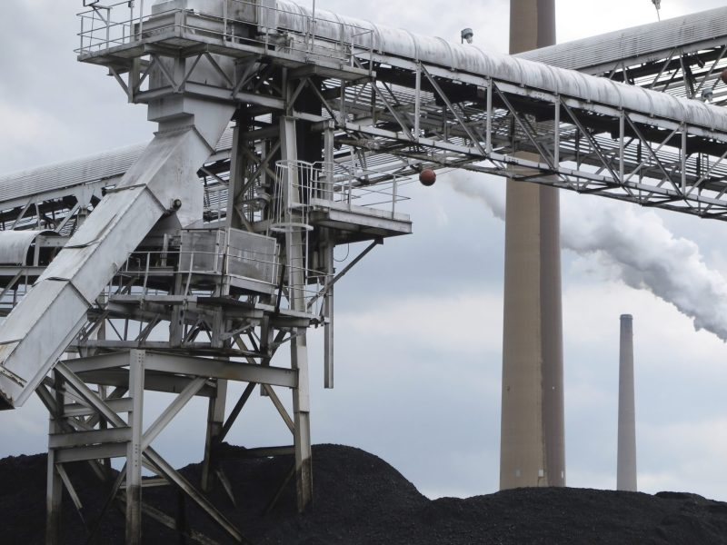 Coal machinery