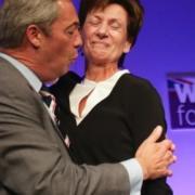 Farage hands post-Brexit UKIP leadership to Diane James