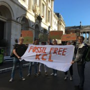 King's College London Commits To Phased Fossil Fuel Divestment