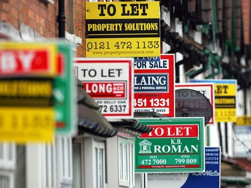 House price growth at a standstill in October, says Nationwide