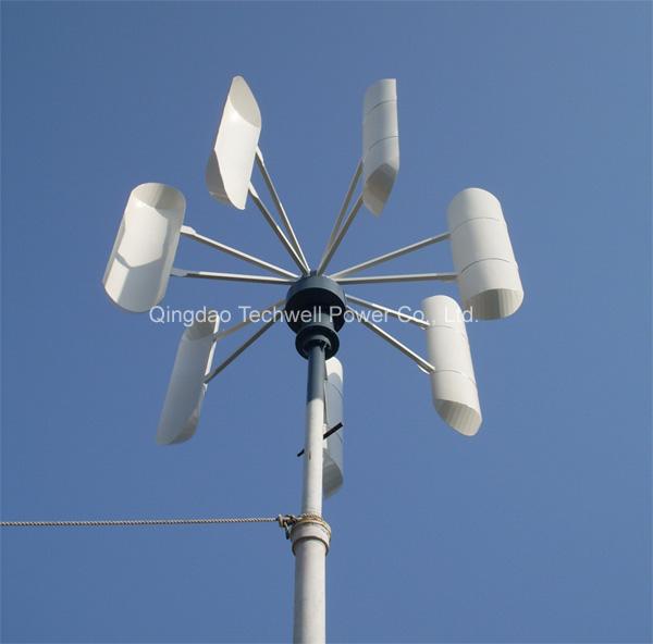 Pvc Pipe Wind Turbine Blade Design