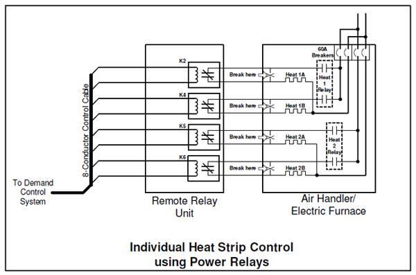 electric heat sequencer wiring diagram  mercury 90 hp