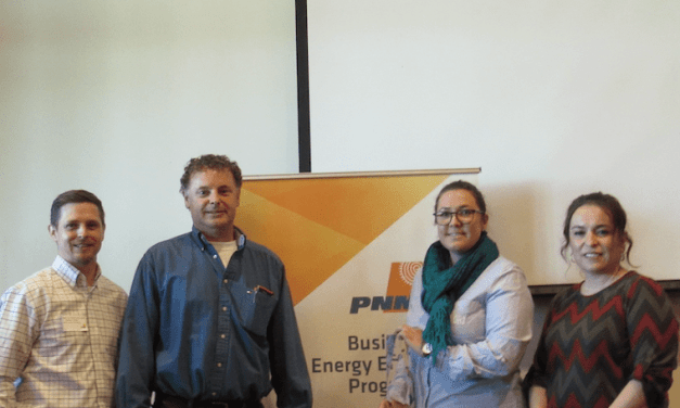 Yearout Energy Honored with Award by PNM
