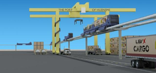 Fixed guideway system