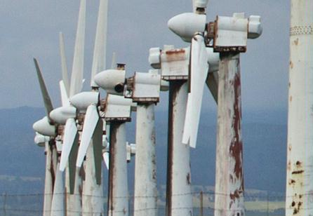 46 Reasons why wind power can not replace fossil fuels