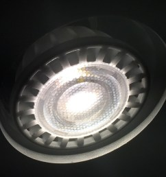 if you ve bought led replacement bulbs for recessed lights or spotlights you re used to this design they swapped out easily as you would expect  [ 1813 x 1541 Pixel ]
