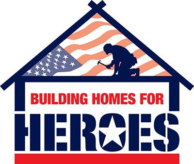 YORK Building Homes for Heroes Logo