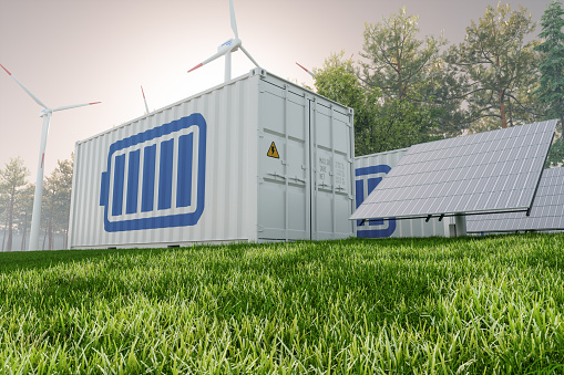 ARENA Funds Grid Connected Battery In Western Sydney