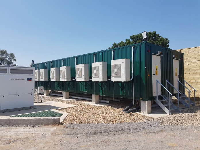 EDF And Gresham House Energy Storage Fund Announce Deal To Optimise The UK's Largest Battery Site