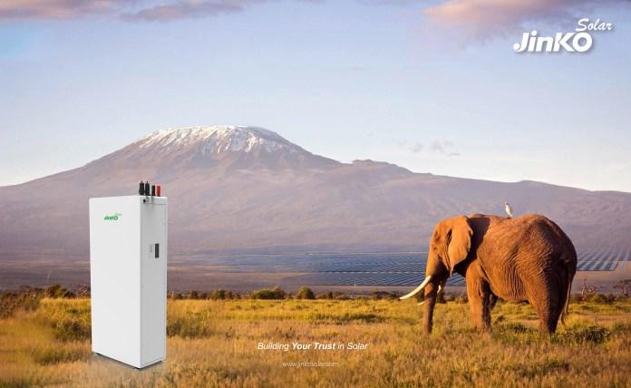 JinkoSolar ESS – Efficient, Safe and Flexible Energy Storage System