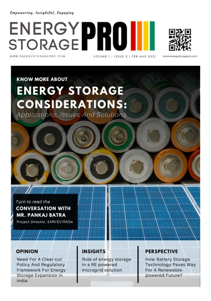 Energy Storage Pro March 2021 Issue