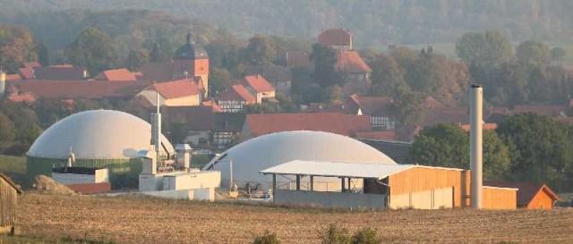 Bioenergyvillage Juehnde
