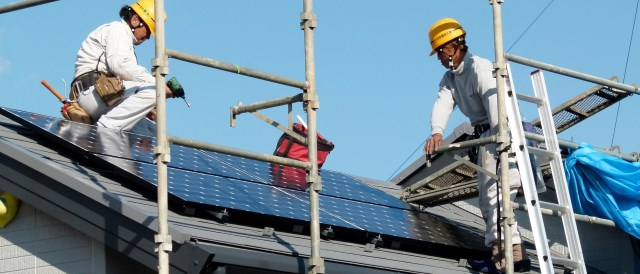 Hardware costs for PV have done dramatically. The next step will be soft cost. (Photo by CoCreatr, CC BY-SA 2.0)