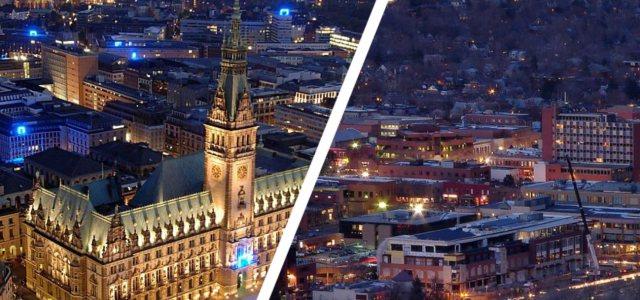 Hamburg & Boulder