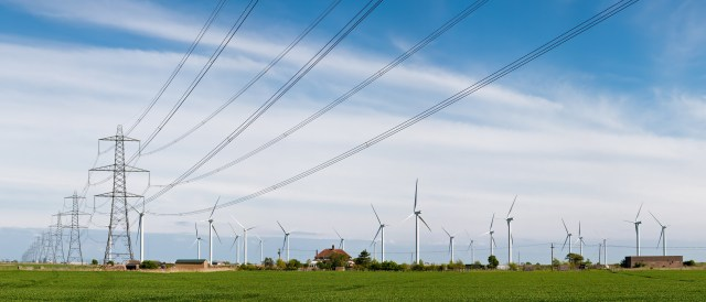 Grid and Wind Power
