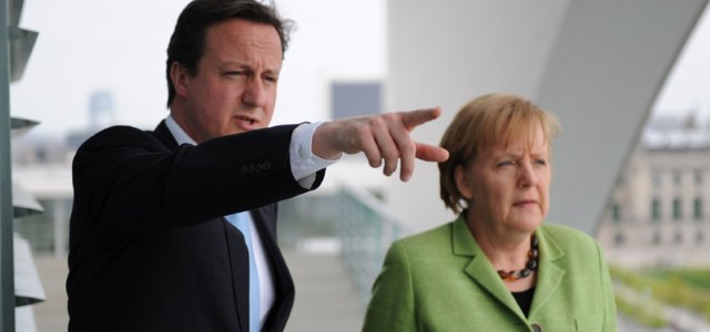 Cameron & Merkel