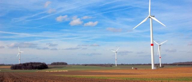 Belgian Wind Power