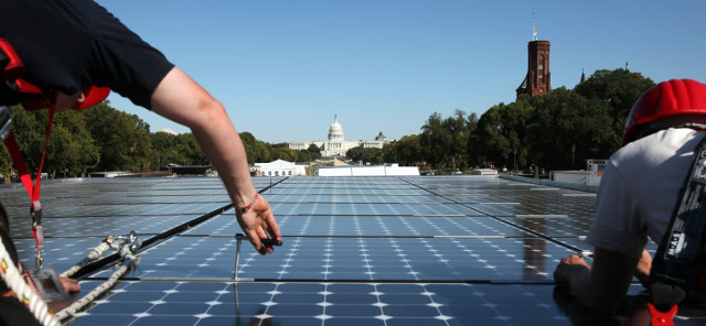 (Photo by Stefano Paltera/US Dept. of Energy Solar Decathlon, CC BY-ND 2.0)