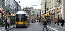 Public Transportation Berlin Germany