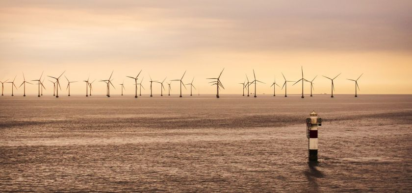 Offshore wind farms might be controlled by AI in future