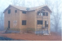 building envelope new home insulation air barrier high performance
