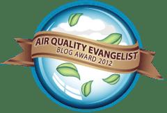 Energy Vanguard wins air quality blog award