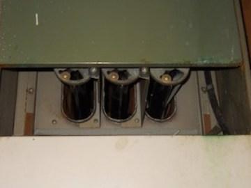 hvac natural draft gas furnace with pilot light