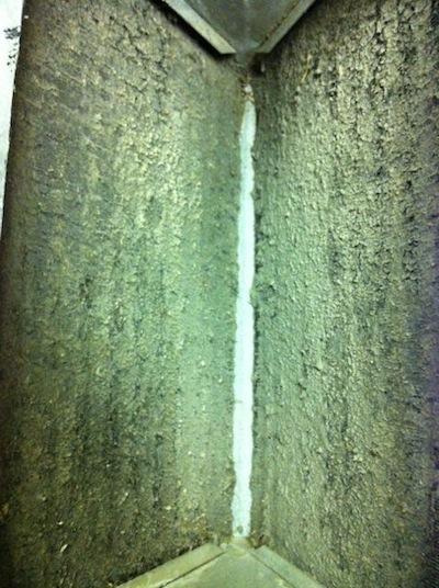 hvac air conditioner evaporator coil dirt and air flow 4