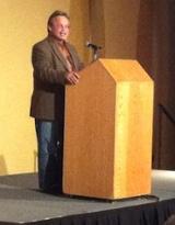 Dr. Joe Lstiburek was the opening keynote speaker at the 2012 Passive House Conference.