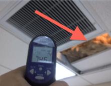 building enclosure control freak suspended ceiling fiberglass batt insulation displaced