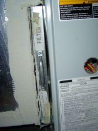 hvac filter air handler attached garage indoor air quality iaq