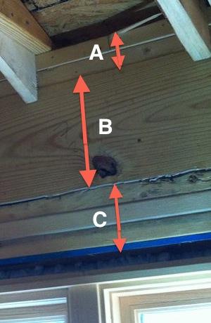 building enclosure poor design insulation thermal bridge 2