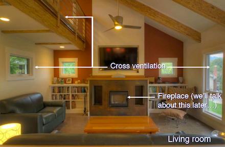 net zero energy home vandemusser design north carolina living room 440