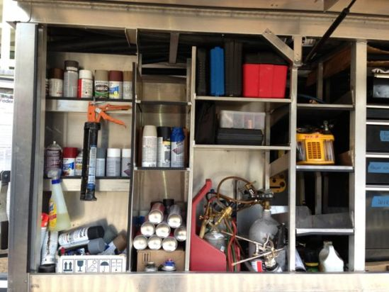 balance point home performance contractor trailer tools materials 3