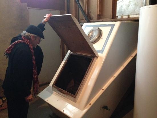 passive solar net zero house composting toilet richard levine kentucky