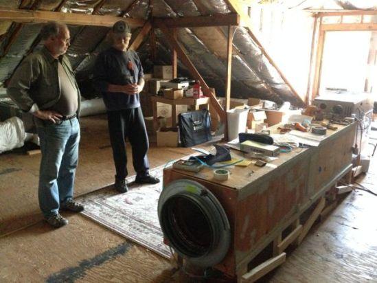 john proctor secret building science lab