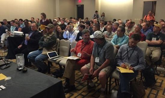 aci conference 2015 michael blasnik nest thermostat data attendees 2