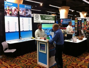 resnet conference 2012 hers raters trade show energy vanguard booth small
