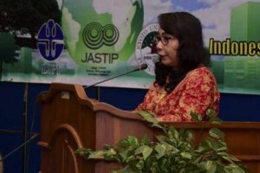Prof. Enny Sudarmonowati (Deputy of Science LIPI)
