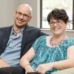 Ben and Jen Stickney - Founders of EnerVibe