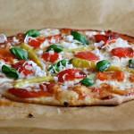 Italiensk Peperoni Pizza