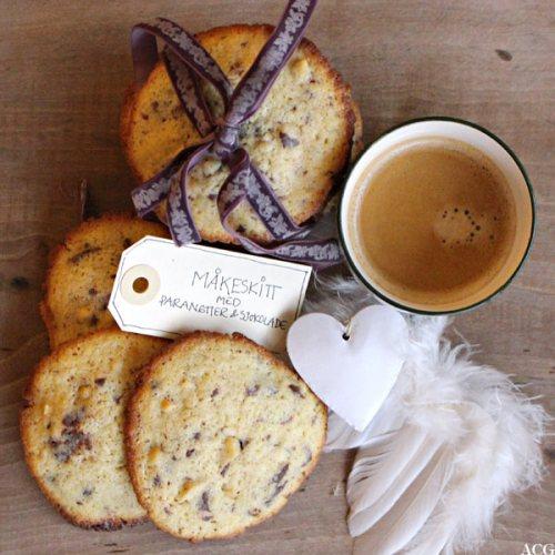 Måkeskitt - julekaker, kaffe og julepynt