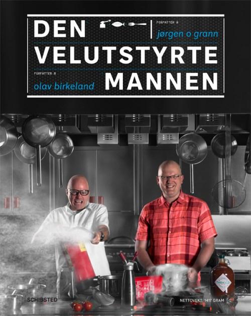 Cover på kokebok