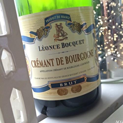 Bilde av etikett til Cremant de Bourgogne