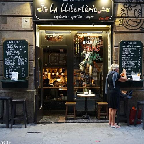 La Llibertaria i Barcelona
