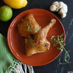 Kyllingconfit – en kjærlighetserklæring