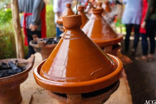 Vanlig keramikk-tagine